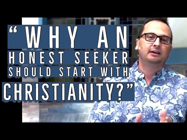 Kaimuki Christian Church - Why an Honest Seeker Should Start with Christianity Video - Feb 19 & 21