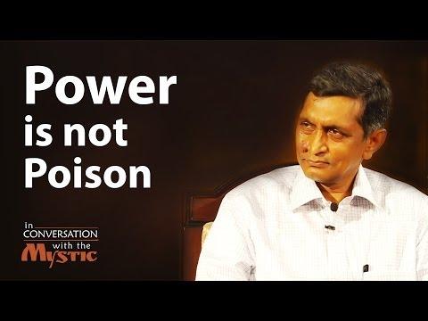 Power is not Poison | Dr. Jayaprakash Narayan with Sadhguru