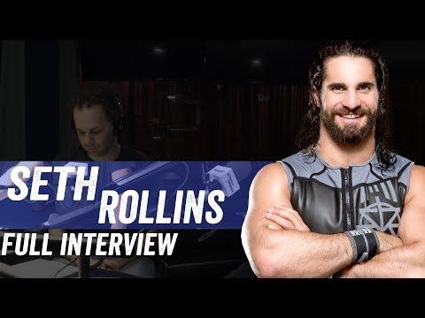 Seth Rollins - Injuring Sting & John Cena, Fan Greetings, Backyard Wrestling - Jim and Sam