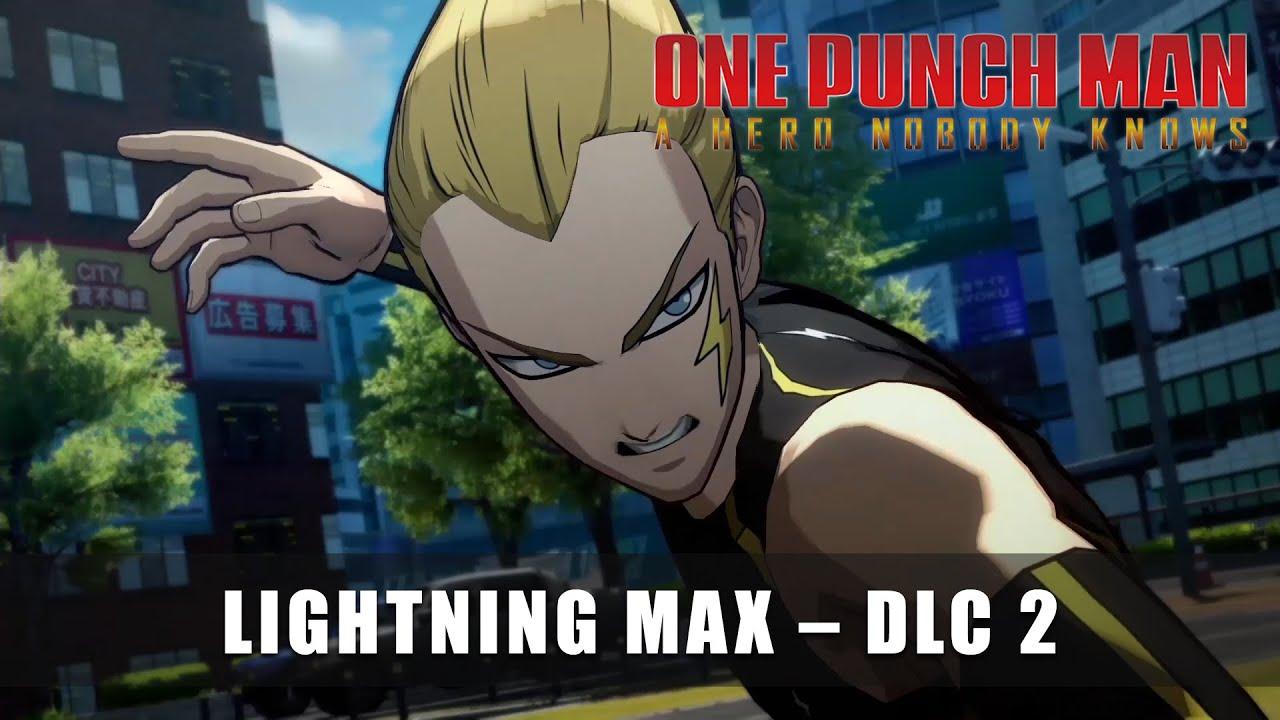 One Punch Man: Segunda DLC do Game traz Novo Personagem