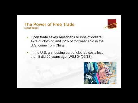 The Tariff Tantrum and The Trade Deficit