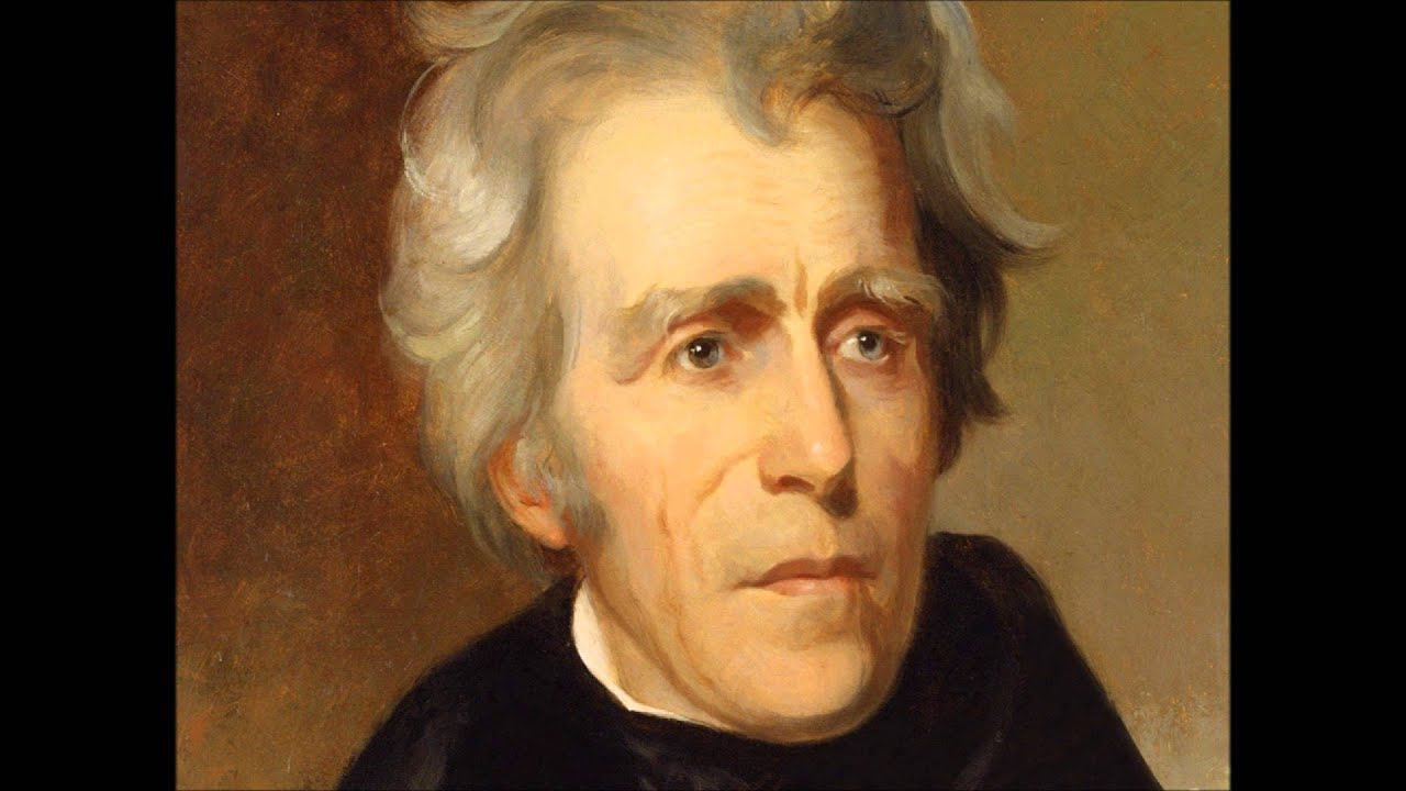 andrew jackson man of the people essay