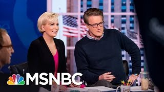 Joe On His Call With President Donald Trump: He Was Taken By Burden Of Office | Morning Joe | MSNBC