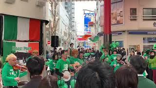 セントパトリックスデー2019名古屋 3月17日は、アイルランドにキリスト...