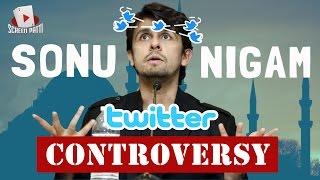 Screen Patti | Sonu Nigam Twitter Controversy | First interview with Jizzy Veerji