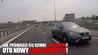 Seat Leon Cupra ST - MAXXX Jazda #12 TEST / Recenzja
