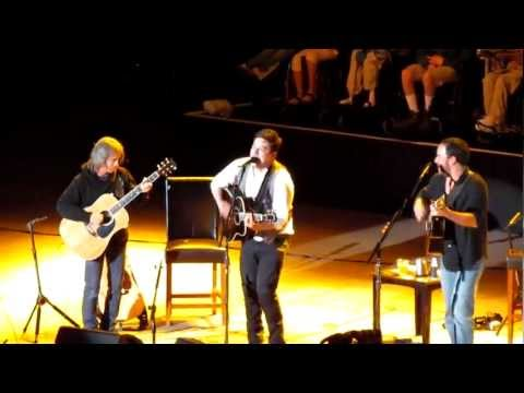 All Along the Watchtower (cover) by Marcus Mumford, Dave Matthews, and Tim Reynolds