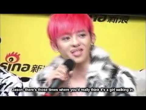 Nu'est M Sina Interview Eng Sub Part 1/4