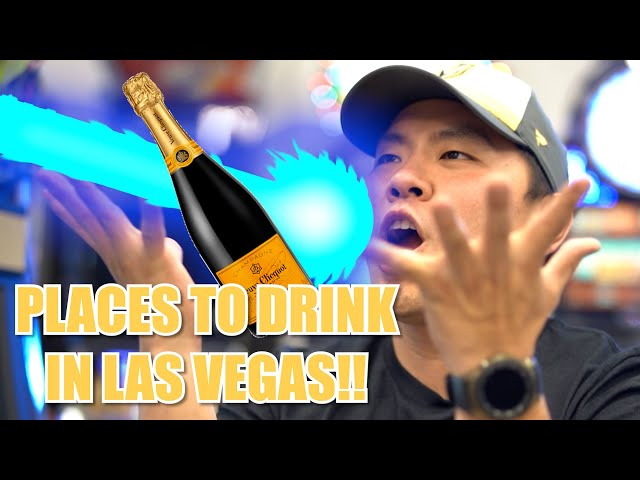 VEGAS LOCAL RECOMMEND BEST DRINKING PLACES