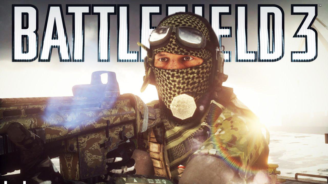 Montage Monday - In The Battle - Battlefield 3