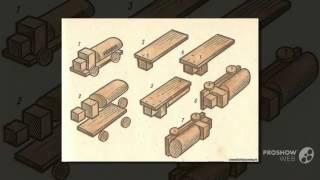 видео Купить оптом детские развивающие игрушки из дерева российского производства: Томик