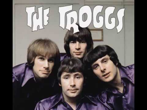 THE TROGGS  WILD THING  Interview with Reg Presley