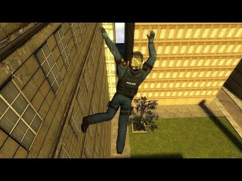 Gmod Ragdoll Compilation Vol.10