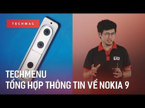TechMenu: Tổng hợp thông tin về Nokia 9