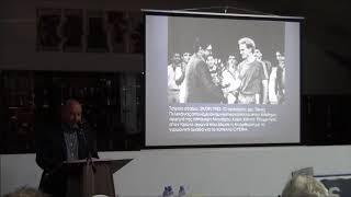 Εκδήλωση Ανακήρυξης Δρ Τάκη Πελεκάνου σε Επίτιμο Πρόεδρο