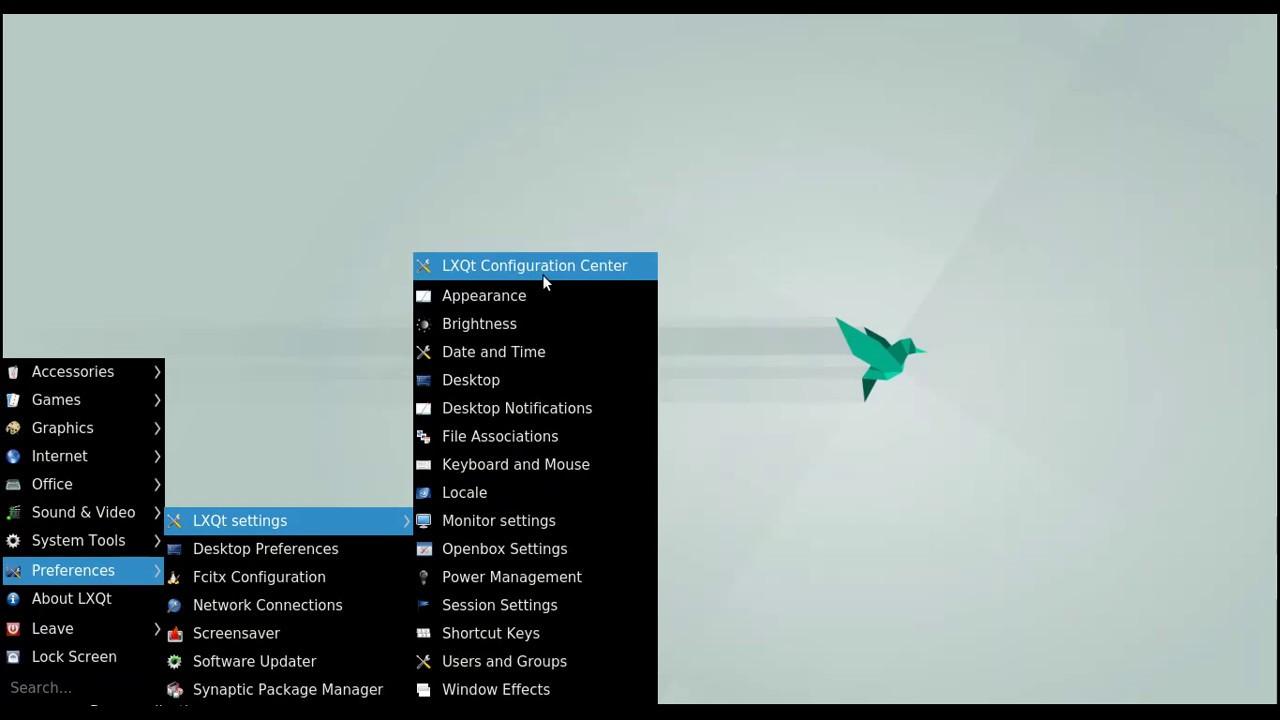 Review Lubuntu 17 10
