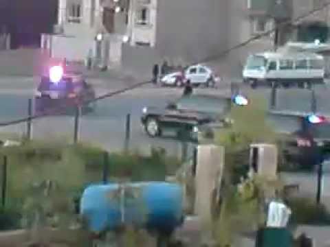 Kurdistan Nechirvan Barzani Security Convoy