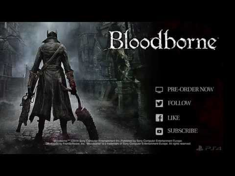 Bloodborne E3 2014 First TRAILER | EXCLUSIVE to PS4