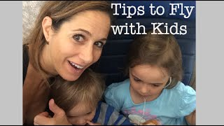 Expert Tips to Travel with Kids!