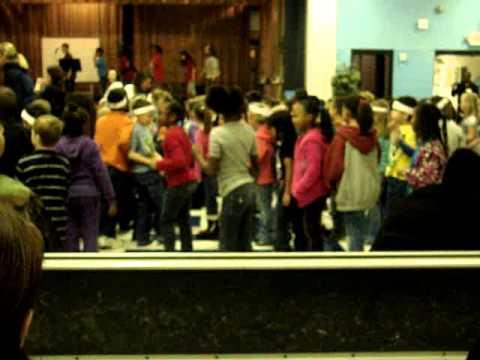 Maranatha-pride @ Tinker Elementary school