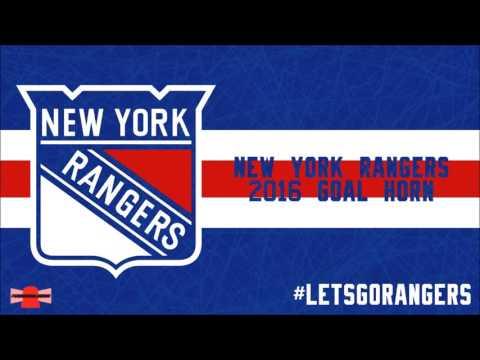New York Rangers 2016 Goal Horn