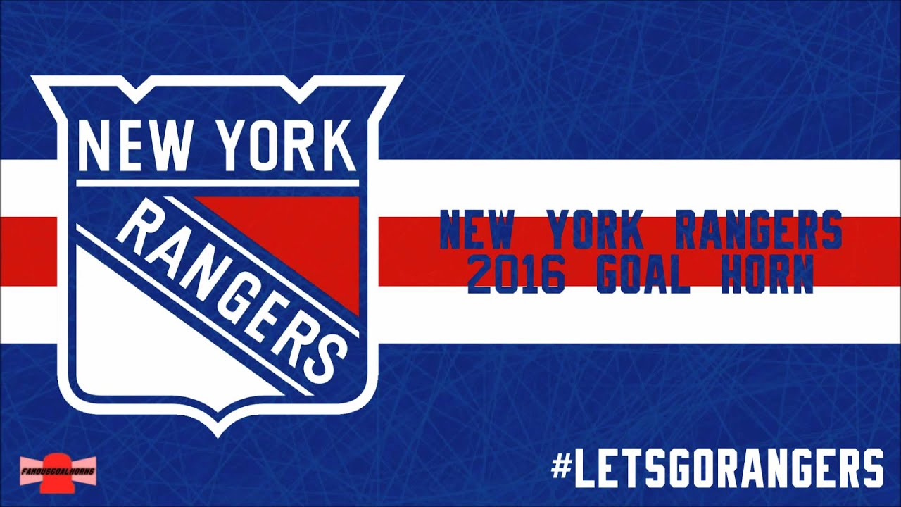New York Rangers Logo Wallpaper