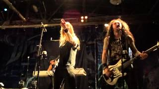 DragonForce - Operation Ground and Pound - Warehouse Live, Houston, TX