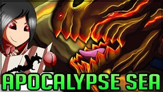 OCEAN OF BLOOD - Dire Miralis - Smelting Black Dragon - Monster Hunter World! (Lore/Discussion/Fun)