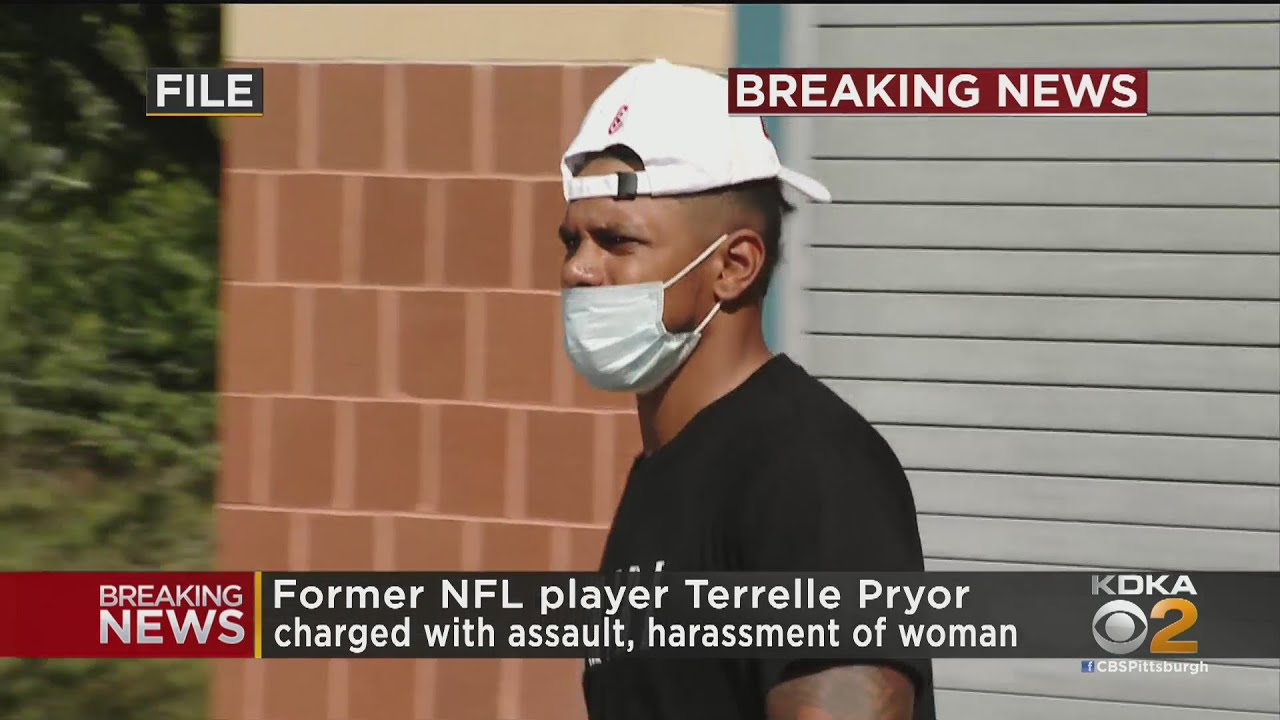 Terrelle Pryor, a Former Ohio State QB & NFL Player, Arrested in ...