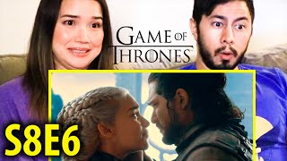 GAME OF THRONES | S08E06: The Iron Throne | Reaction!