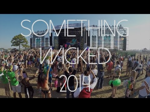 SOMETHING WICKED MUSIC FESTIVAL 2014 | HOUSTON, TX