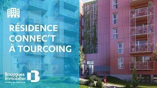 Résidence Connec't à Tourcoing | Nos projets immobiliers neufs