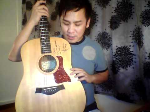 Taylor Big Baby Bbt Guitar Review In Singapore Youtube
