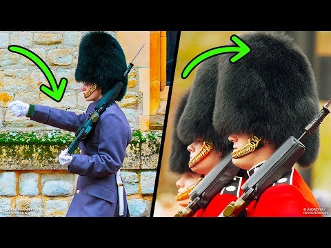 11 Secrets the Queen's Guard Don't Like to Speak About