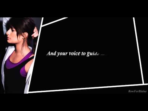 Lea Michele - TO FIND YOU [HQ] - Lyric Video