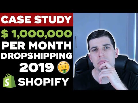 [Case Study] One Product Dropshipping Store Review | Over $1,000,000 in 4 Months thumbnail