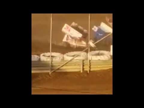 Attica Raceway park 305 heat race