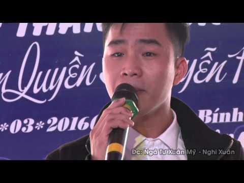 Thì Thầm Với Dòng Sông - Thanh Tài Singer - Áo Cưới SangStudio (Ngã Tư Xuân Mỹ - Nghi Xuân)