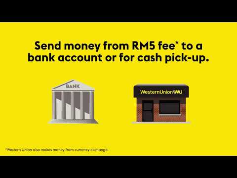 Send Money From Western Union Agent Locations In Malaysia