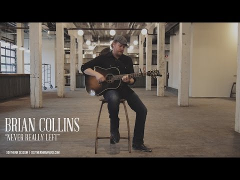 "Brian Collins - ""Never Really Left"""