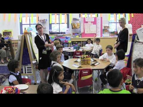 Classroom management with Ms. Silver