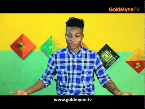 Mavin Records Boy, Reekado Banks' Exclusive Interview on GoldmyneTV