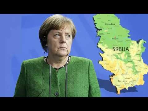 Ovo je Najnoviji Plan Angele Merkel za Kosovo:Za 20 Godina Referendum o Otcepljenju