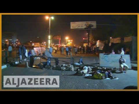 🇸🇩 Sudan protesters say army trying to break up sit-in | Al Jazeera English