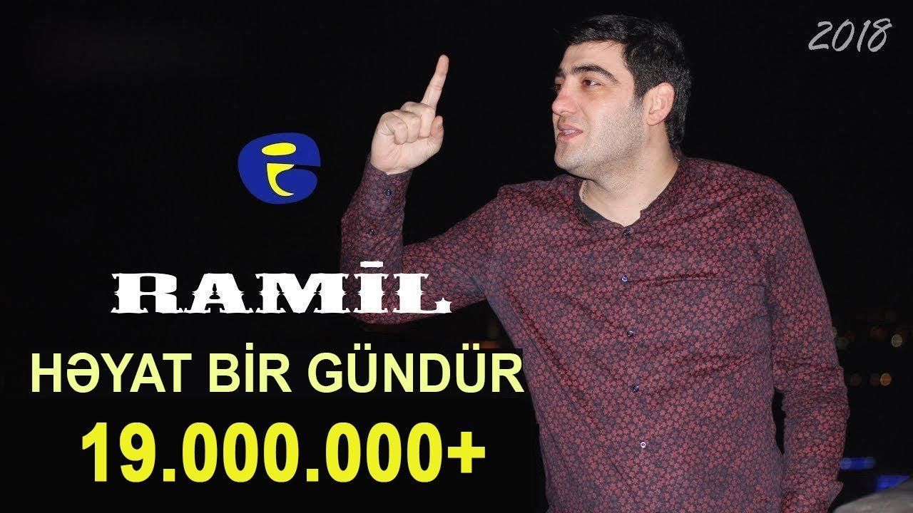 Ramil Sedali - Heyat Bir Gundur 2019 / Official Clip
