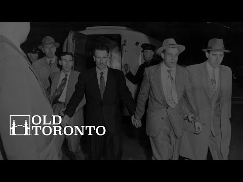Old Toronto Series: The Edwin Boyd Gang