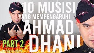 Download 10 MUSISI INDONESIA YANG MEMPENGARUHI AHMAD DHANI - PART 2 #MONOLOGGUE