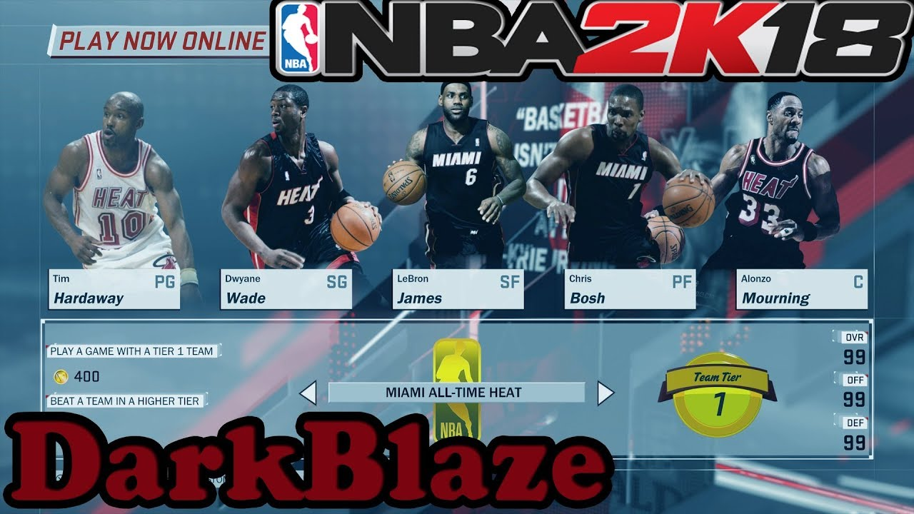 NBA 2K18 Play Now Online Ranked  c949008d2