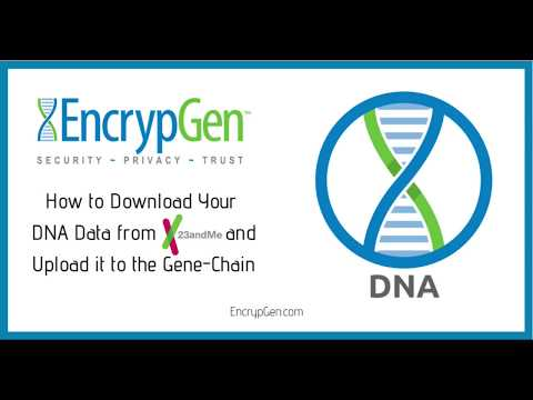 EncrypGen  How to Download Your DNA Data from 23andMe