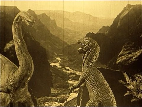 Image result for brontosaurus the lost world